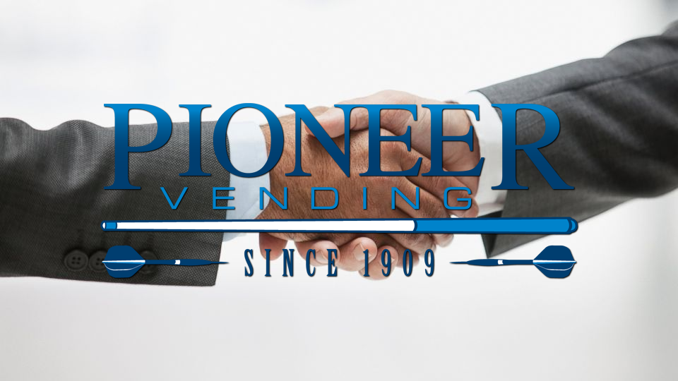Pioneer Vending completes acquisition of Midwest Amusement Company